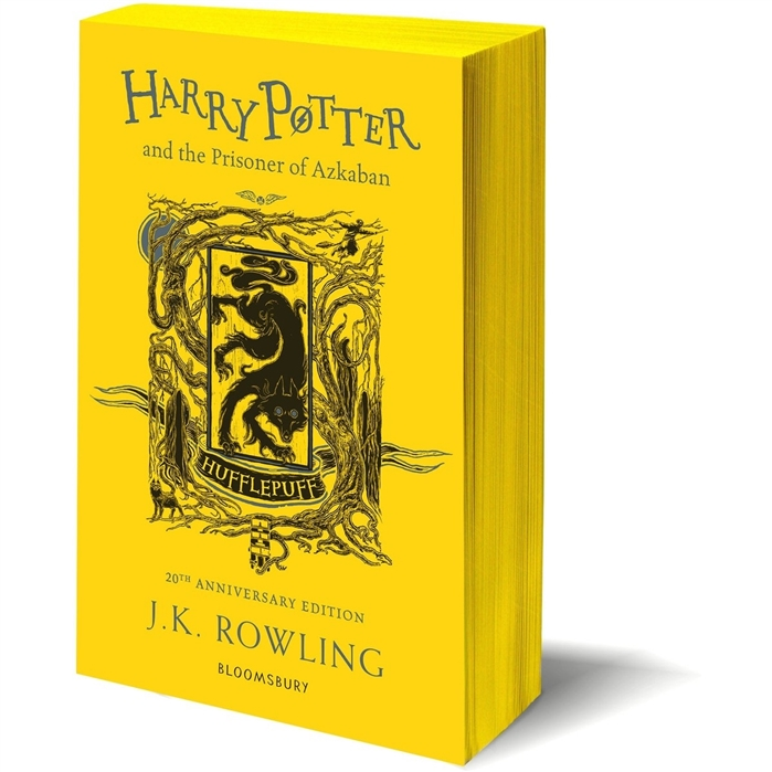 Rowling J. Harry Potter and the Prisoner of Azkaban Hufflepuff Edition Paperback виниловая пластинка ost williams john harry potter and the prisoner of azkaban