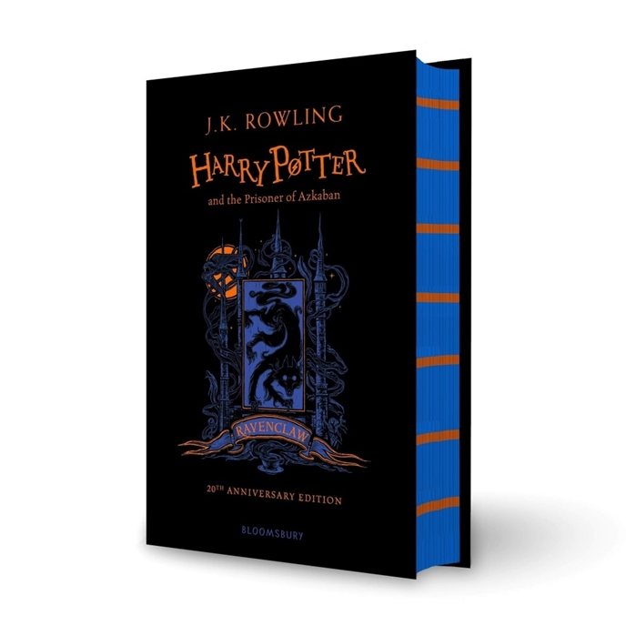 Harry Potter and the Prisoner of Azkaban Ravenclaw Edition Hardcover