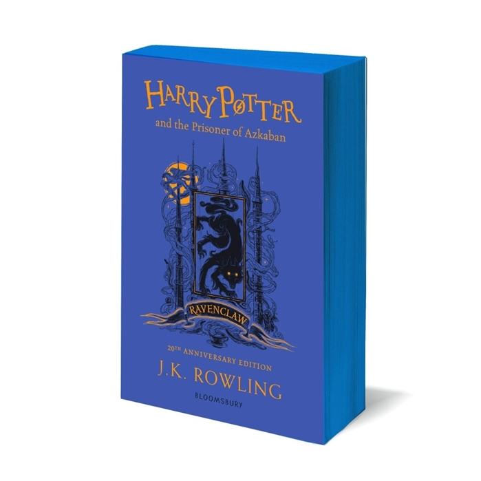 Rowling J. Harry Potter and the Prisoner of Azkaban Ravenclaw Edition Paperback виниловая пластинка ost williams john harry potter and the prisoner of azkaban