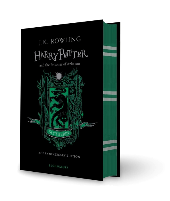 Rowling J. Harry Potter and the Prisoner of Azkaban Slytherin Edition Hardcover виниловая пластинка ost williams john harry potter and the prisoner of azkaban