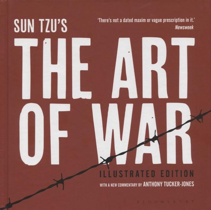 цена Tzu`s S. The Art of War Illustrated Edition онлайн в 2017 году
