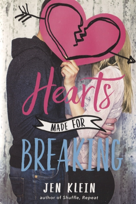 лучшая цена Klein J. Hearts Made for Breaking