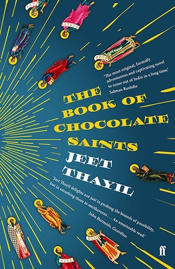 Thayil J. The Book of Chocolate Saints