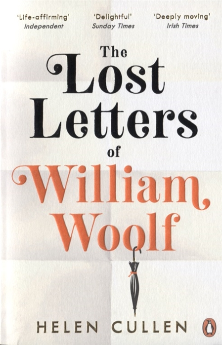 Cullen H The Lost Letters of William Woolf
