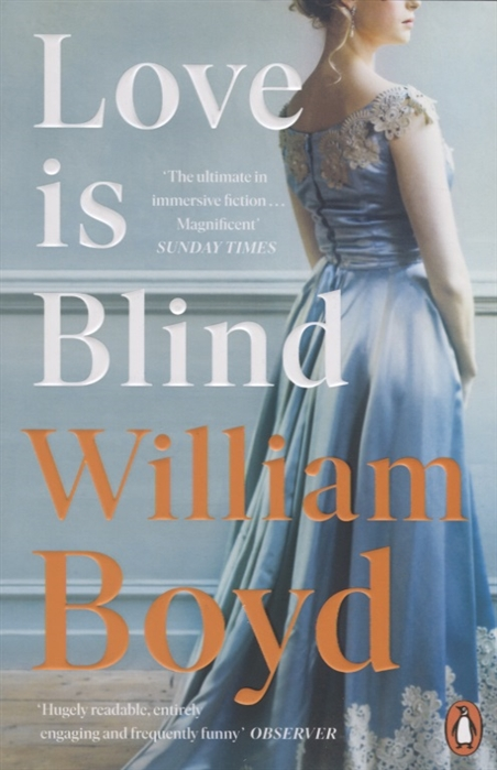 Boyd W. Love is Blind цена