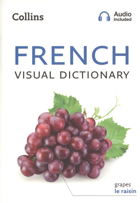 Airlie M. (ред.) French Visual Dictionary