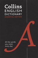 English Essential Dictionary: All the words you need, every day