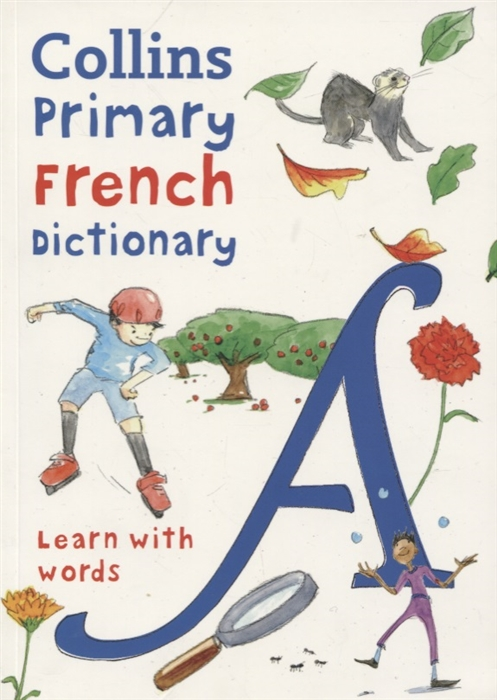Primary French Dictionary Learn with words