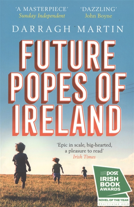 Martin D. Future Popes of Ireland