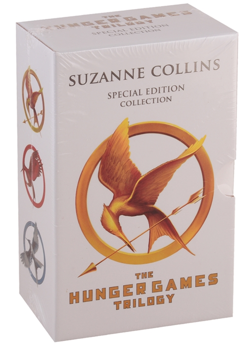 Suzanne Collins The Hunger Games Trilogy Boxed Set nora roberts boonsboro trilogy boxed set