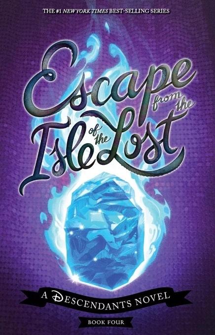 de la Cruz M. Escape from the Isle of the Lost A Descendants Novel the daring escape of the misfit menagerie