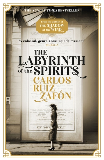 Zafon C. The Labyrinth of the Spirits все цены