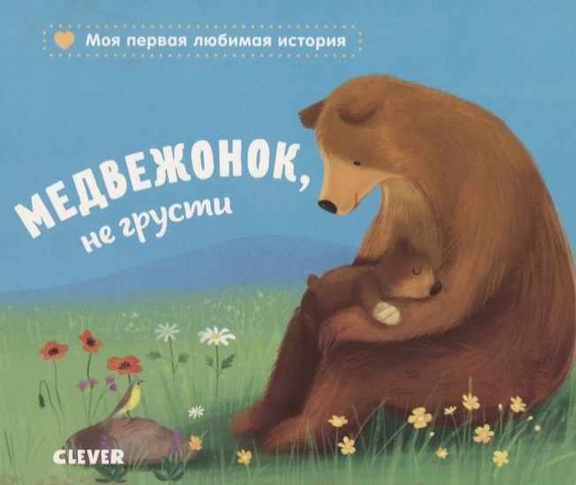 Райдер К. Медвежонок не грусти