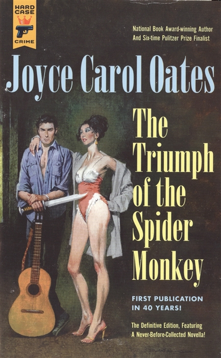 Oates J. The Triumph of the Spider Monkey