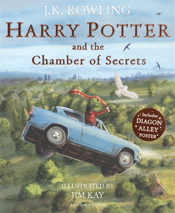 Rowling J. Harry Potter and the Chamber of Secrets rowling joanne harry potter and the chamber of secrets gryffindor edition