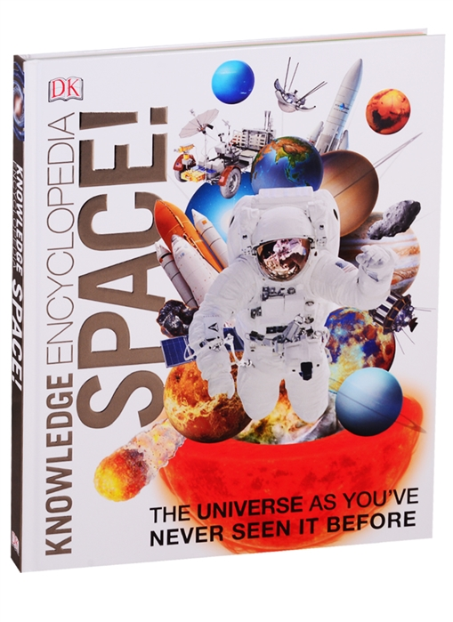 Dinwiddie R., Farndon J., Jones G. И др. Knowledge Encyclopedia Space кольца mr jones r m3030