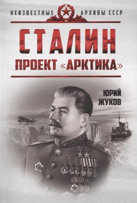 Фото - Жуков Ю. Сталин Проект Арктика емельянов ю сталин на вершине власти