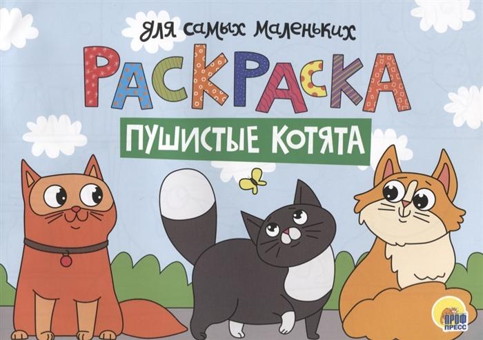Фото - Дормидонтова М. (худ.) Раскраска для самых маленьких Пушистые котята дормидонтова м лауканен м худ для девочек раскраска находилка