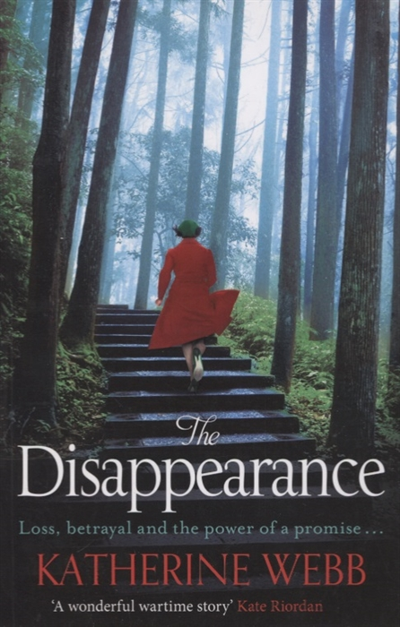 Webb K. The Disappearance the sudden disappearance of seetha