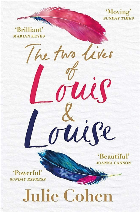 Cohen J. The Two Lives of Louis Louise