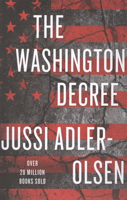 цена Adler-Olsen J. The Washington Decree онлайн в 2017 году