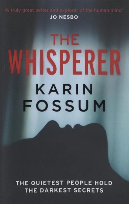 Fossum K. The Whisperer недорого