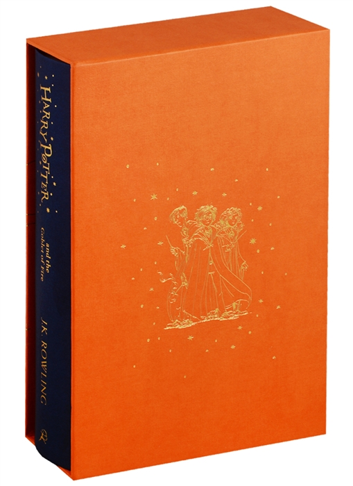 Rowling J. Harry Potter and the Goblet of Fire Harry Potter Slipcase Edition harry potter dumbledore teddy potter ron hedwig 4 models 20cm