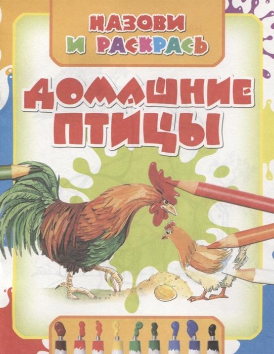 Домашние птицы, Харвест, Раскраски  - купить со скидкой