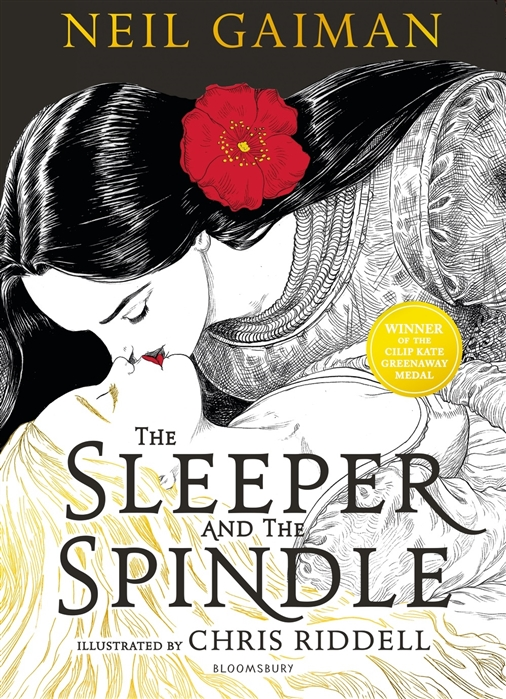 Gaiman N. The Sleeper and the Spindle