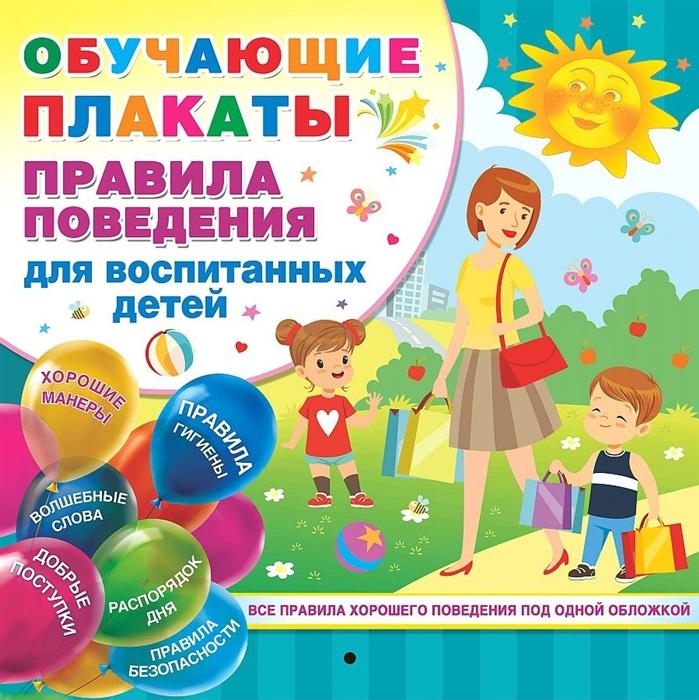 Фото - Дмитриева В. (сост.) Правила поведения для воспитанных детей правила поведения для воспитанных детей