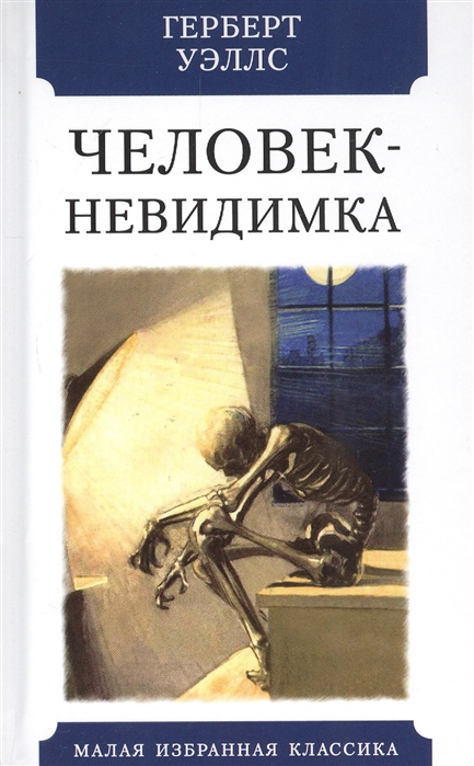 Человек-невидимка Роман