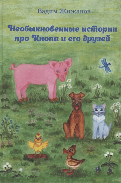Жижанов В. Необыкновенные истории про Кнопа и его друзей