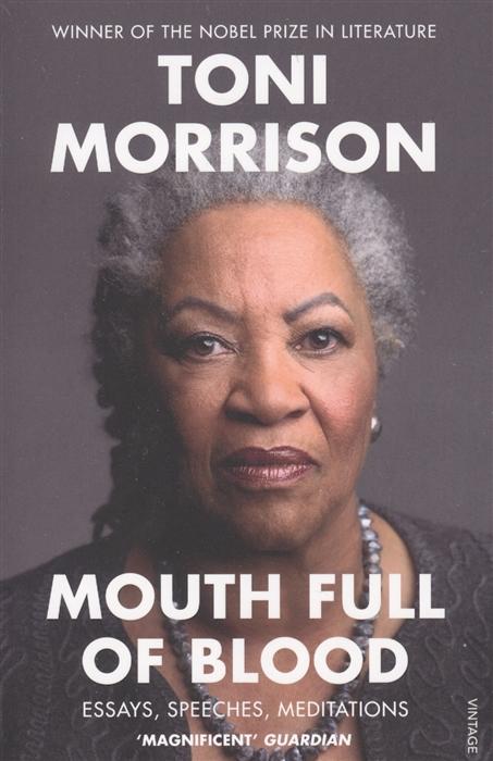 Morrison T. Mouth Full of Blood morrison t home