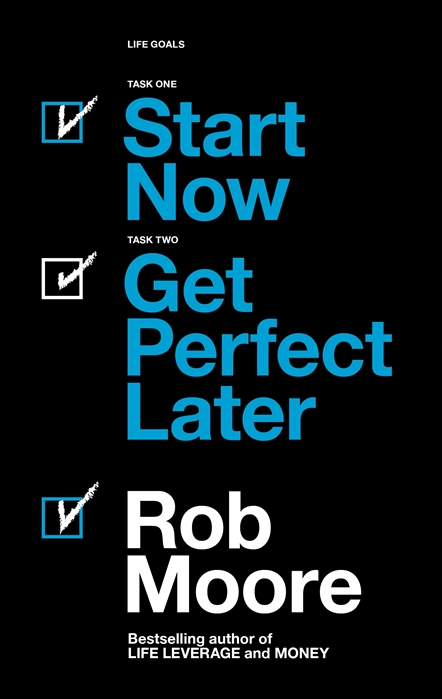 Фото - Moore R. Start Now Get Perfect Later joyce r perfect