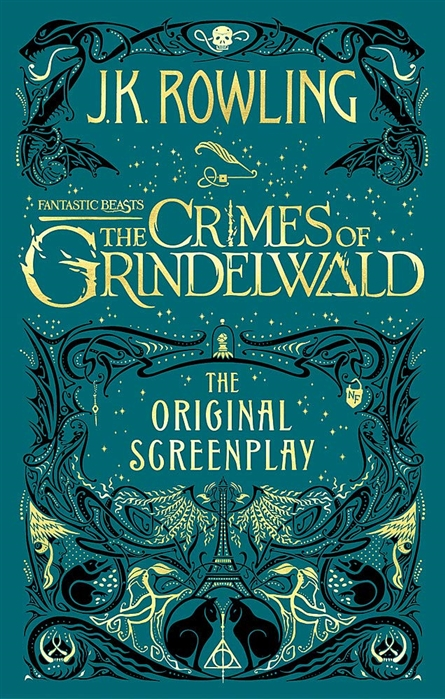 Rowling J. Fantastic Beasts The Crimes of Grindelwald саундтрек саундтрек fantastic beasts the crimes of grindelwald 2 lp 180 gr
