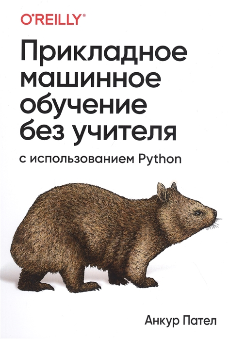 Пател А. Прикладное машинное обучение без учителя с использованием Python недорого