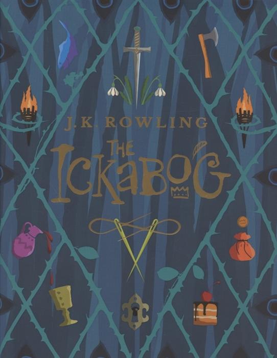 Rowling J. The Ickabog rowling j k hogwarts library box set