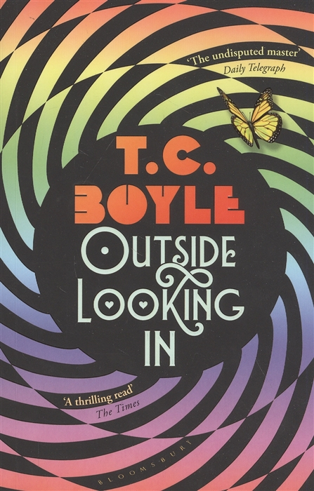 Фото - Boyle T. Outside Looking In sherianna boyle emotional detox