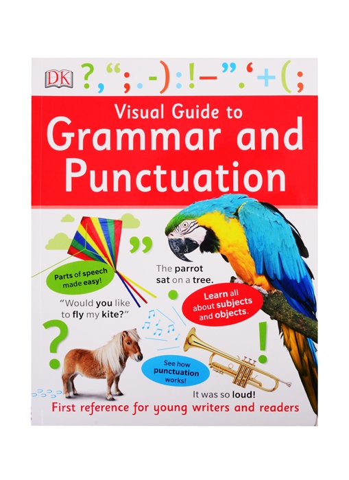 Visual Guide to Grammar and Punctuation grammar and punctuation activity cards
