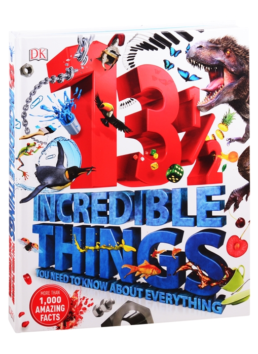 Фото - 13 1 2 Incredible Things You Need to Know About Everything хеленкей даймон everything you need to know