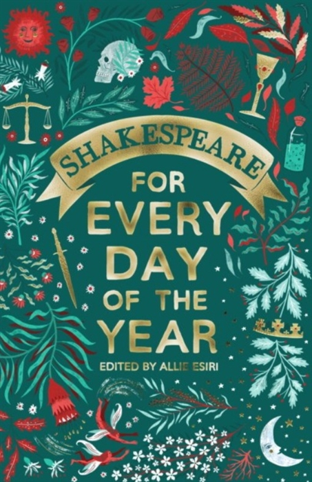 Esiri A. (ред.) Shakespeare for Every Day of the Year james hawkins a year less a day