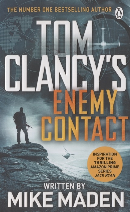 Maden M. Tom Clancy s Enemy Contact netco partners tom clancy s net force 3 night moves