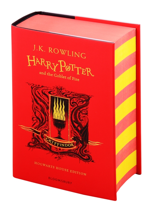 Rowling J. Harry Potter and the Goblet of Fire rowling j k harry potter and the goblet of fire – slytherin edition