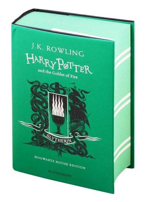 Rowling J. Harry Potter and the Goblet of Fire3 rowling j k harry potter and the goblet of fire – slytherin edition