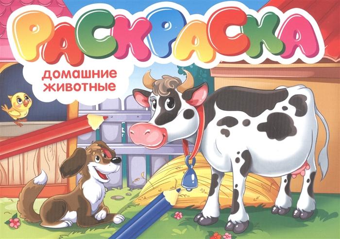 Фото - Макрушина С., Субач Е. (худ.) Домашние животные Раскраска субач е худ моя первая раскраска раскраска