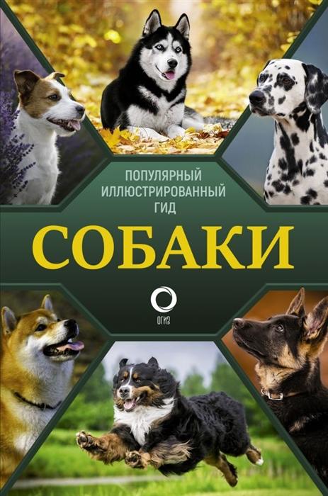 Барановская И., Вайткене Л., Хомич Е. Собаки Популярный иллюстрированный гид недорого
