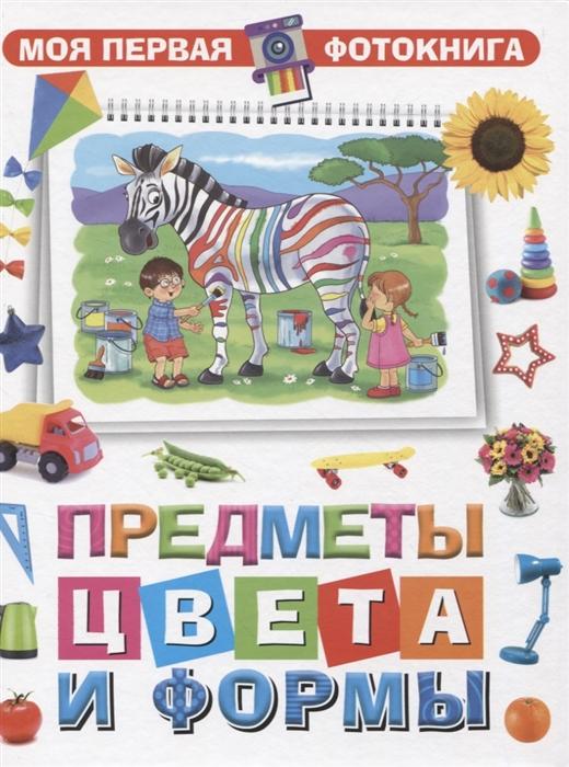 Феданова Ю., Скиба Т., Машир Т. (ред.) Моя первая фотокнига Предметы цвета и формы