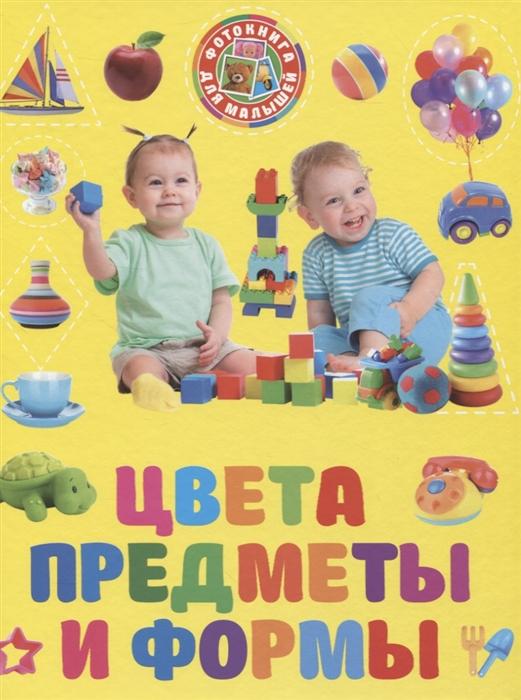 Фото - Феданова Ю., Скиба Т., Машир Т. (ред.) Фотокнига для малышей Цвета предметы и формы скиба т в времена года для малышей