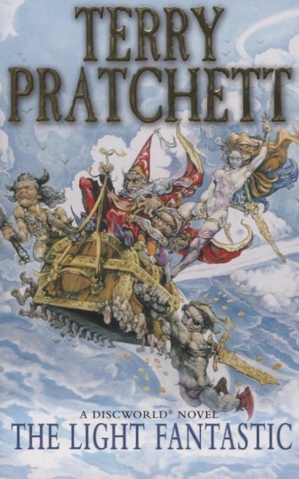 Pratchett T. The Light Fantastic комплект мебели афина t 282 bnt y 137 c w 56 light brown 2pcs