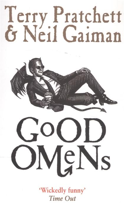 gaiman n m is for magic Gaiman N. Good Omens